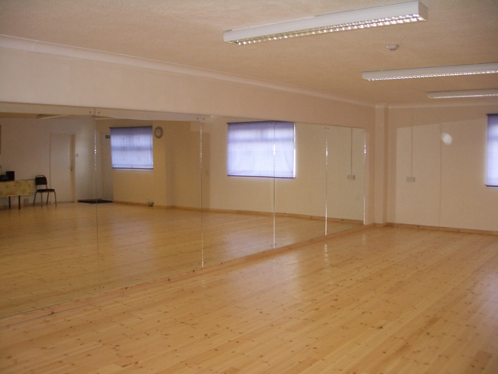 The Swan Centre, Home Of The Dorchester Ballet And Dance Club Since 2009,  Is A Light, Airy, Spacious Studio With A Sprung Dance Floor, Full Length  Mirrors ...